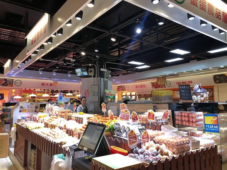 Sample Fu Tung Market's food delights