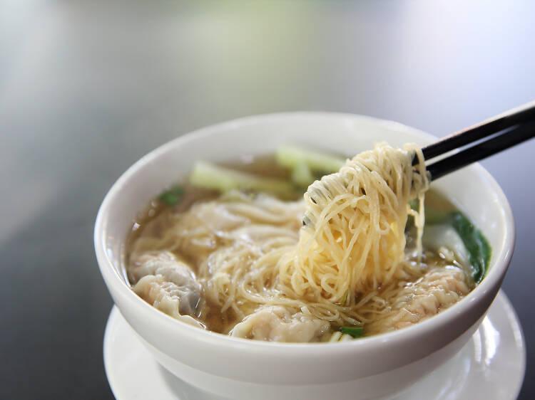 The best food in Hong Kong