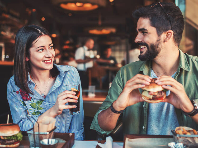 Let Time Out Hong Kong organise your next date