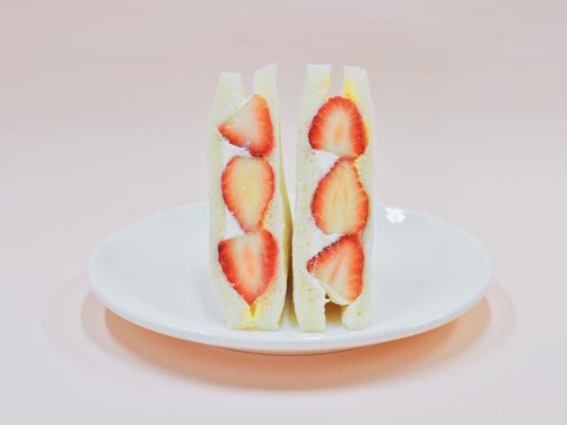 Konbini guide strawberry