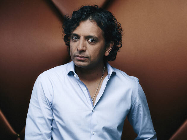 M Night Shyamalan: 'Writing is torture for me'