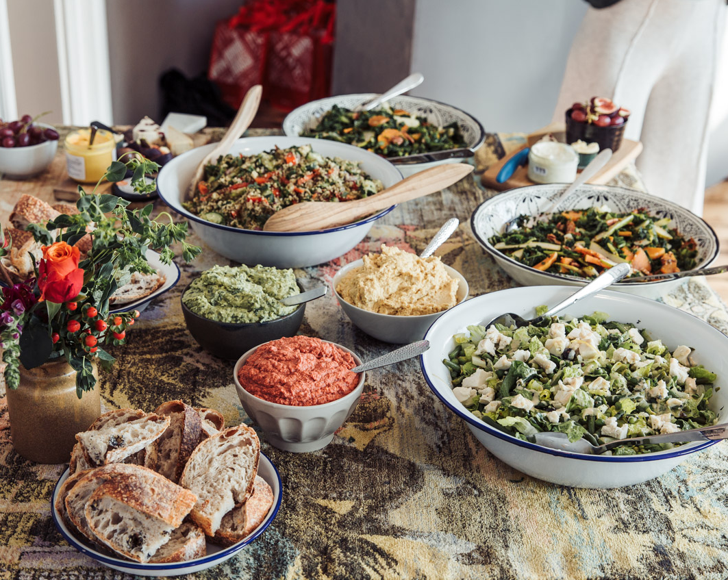 Zero Waste Vegan January Supper Club