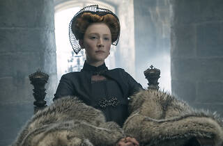 Saoirse Ronan stars as Mary Stuart in MARY QUEEN OF SCOTS, a Focus Features release.Credit:  Liam Daniel / Focus Features