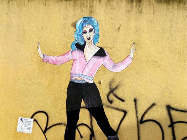 Pixa Bixa: a street art queer que chegou para provocar Lisboa