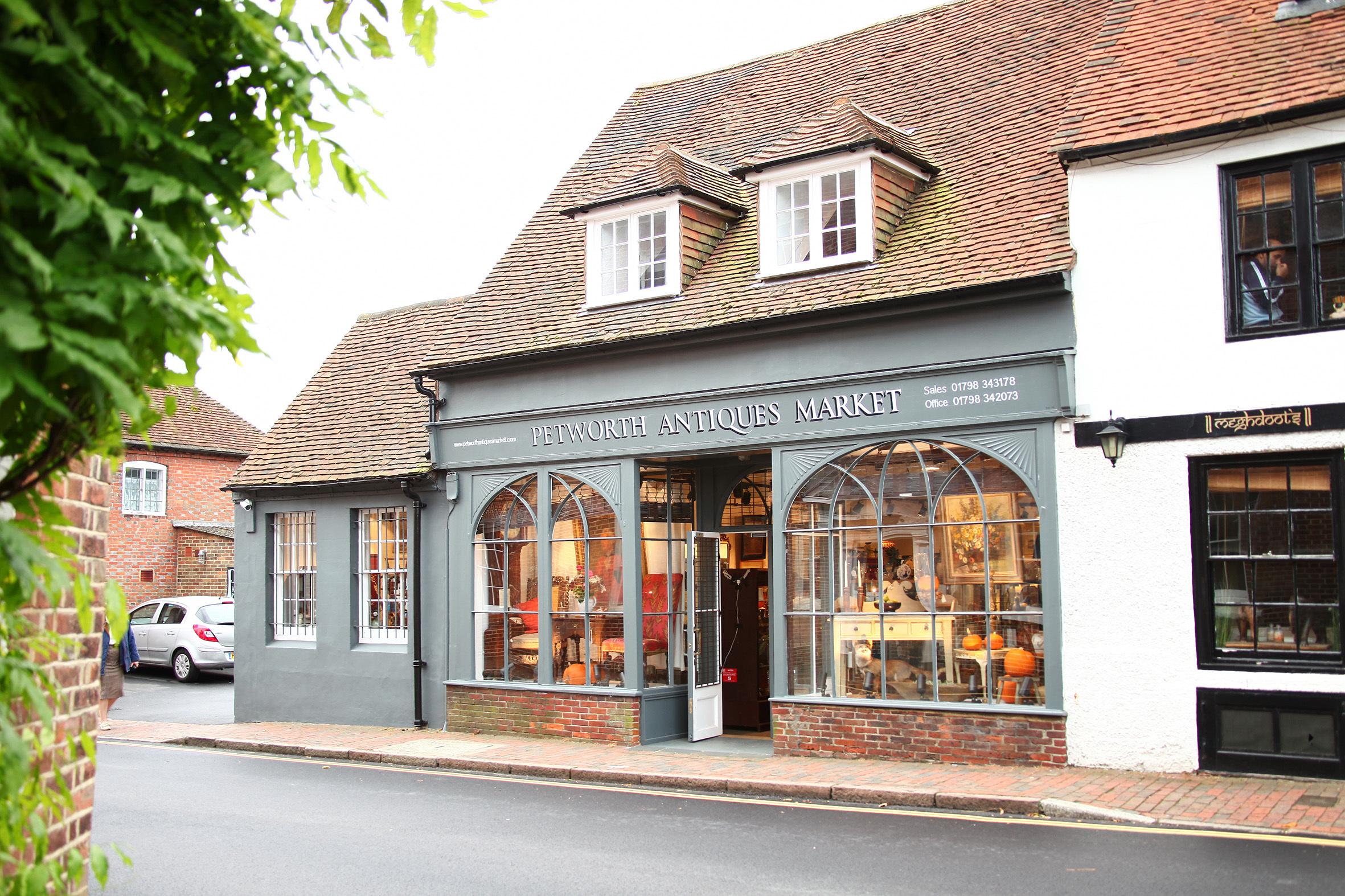 Petworth Antiques Centre
