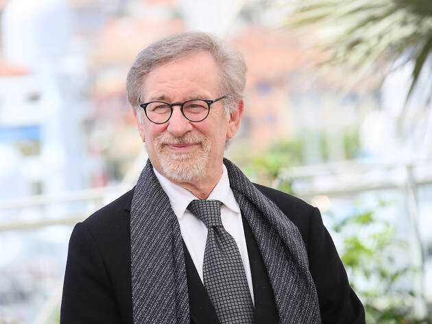 A picture of Steven Spielberg