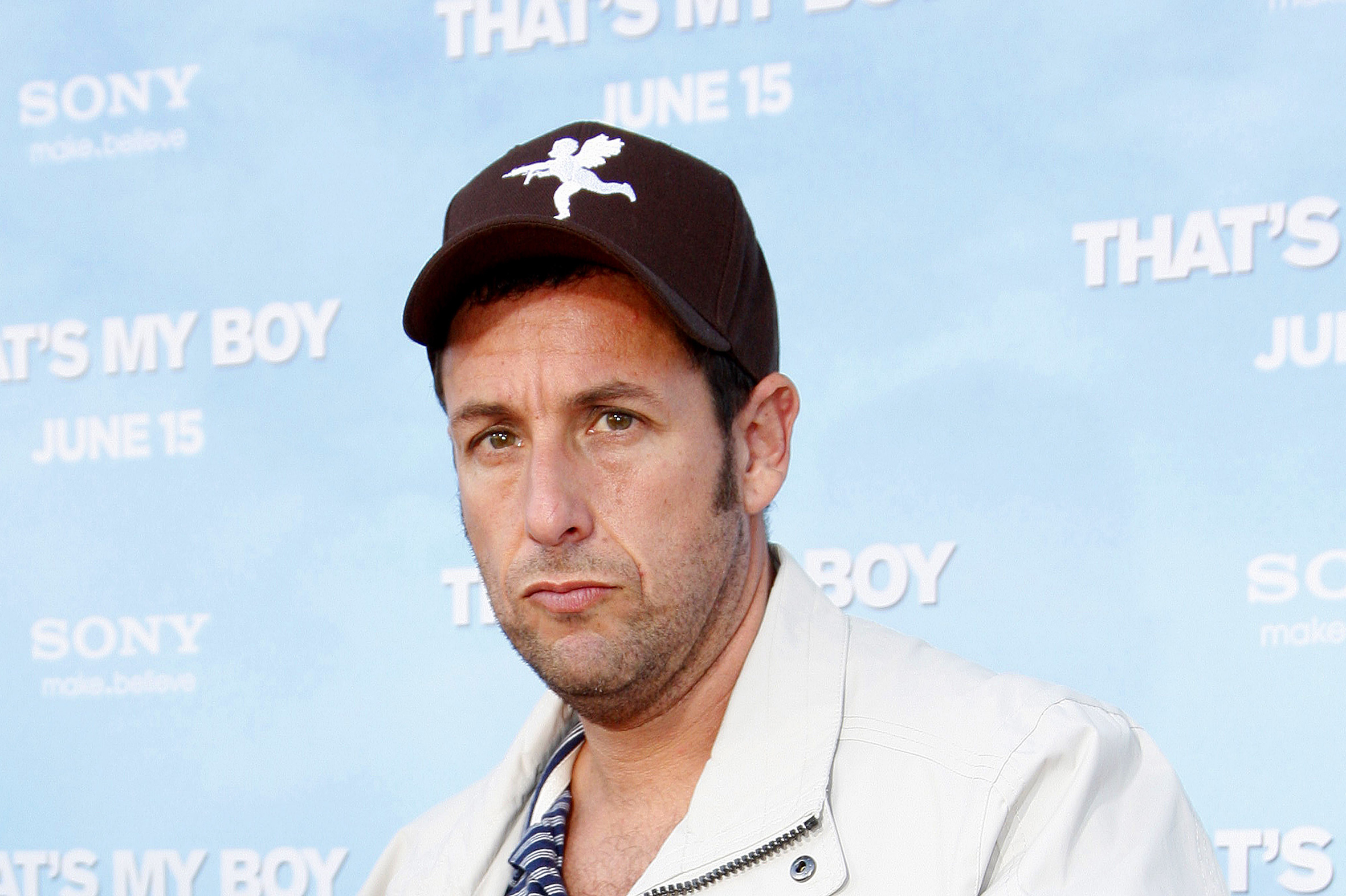 A picture of Adam Sandler