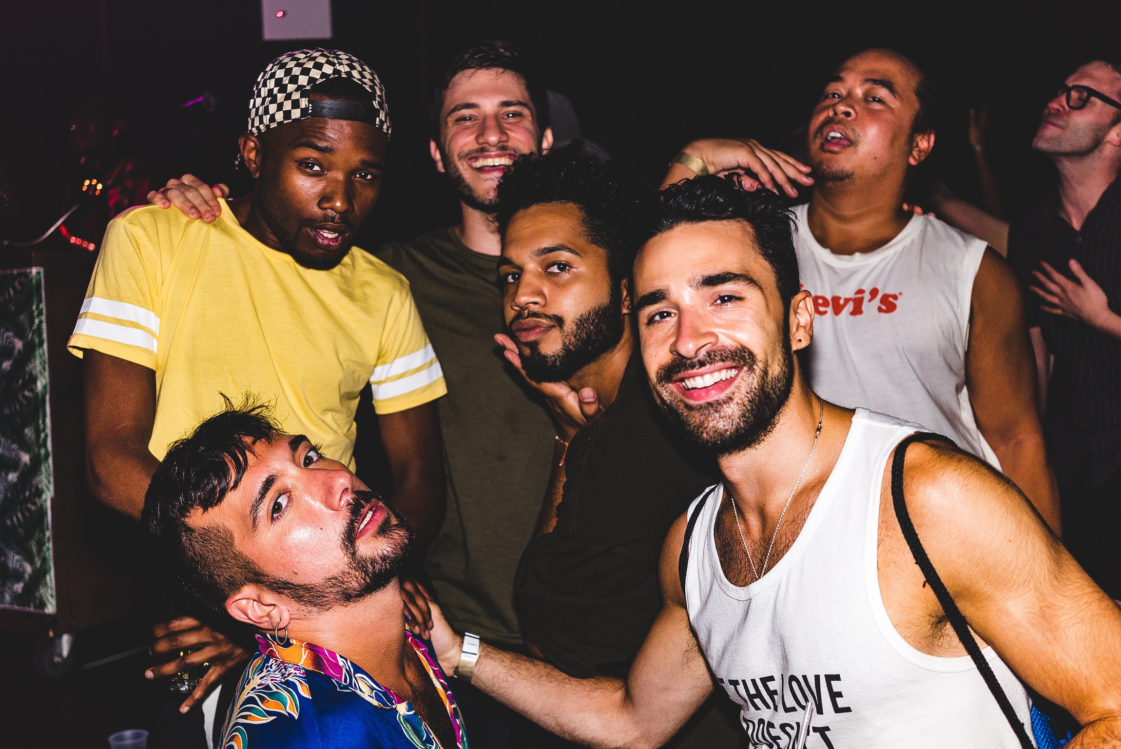 YES HOMO: A New Queer Daytime Dance Party