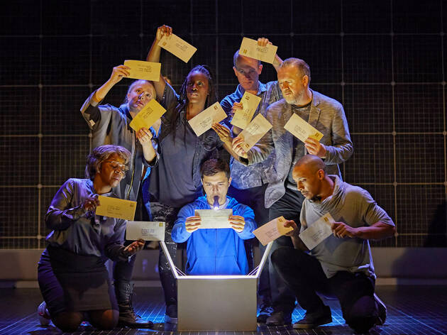 No-booking-fee tickets to 'The Curious Incident of the Dog in the Night-Time'