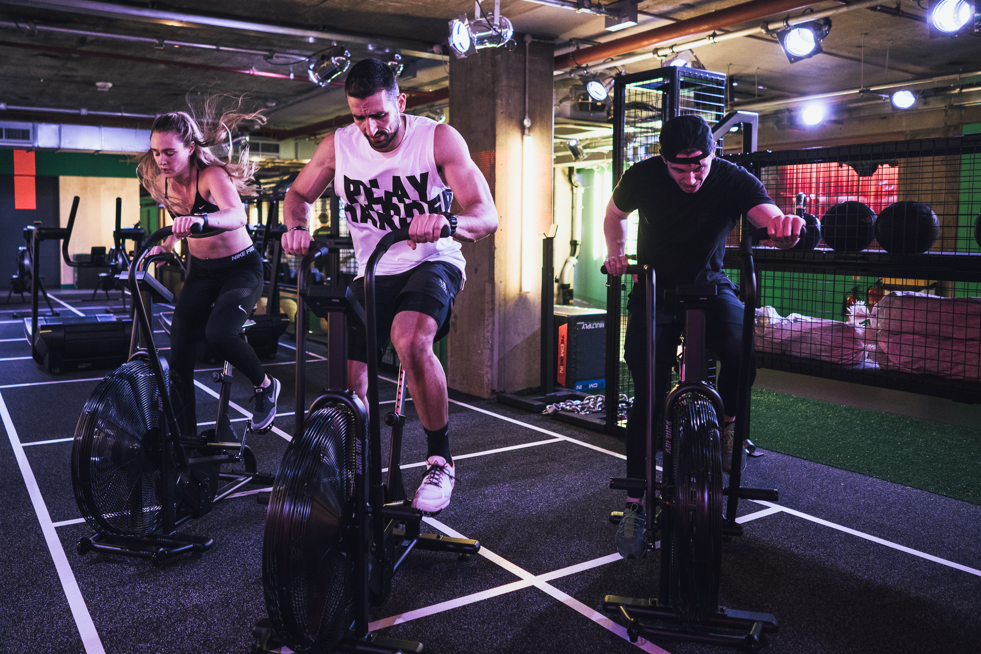 Here's how Londoners will be working out in 2019 and beyond