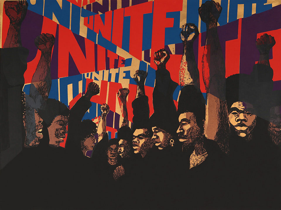 """Soul of a Nation: Art in the Age of Black Power 1963-1983"""