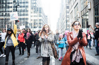 What you need to know about the Women's March in NYC this weekend