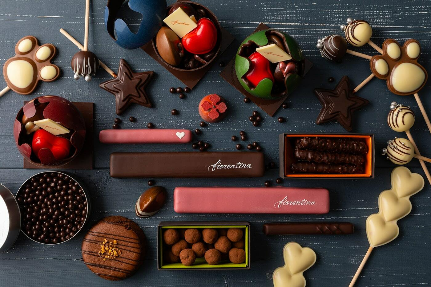 Valentine's Day Treats at Fiorentina Pastry Boutique
