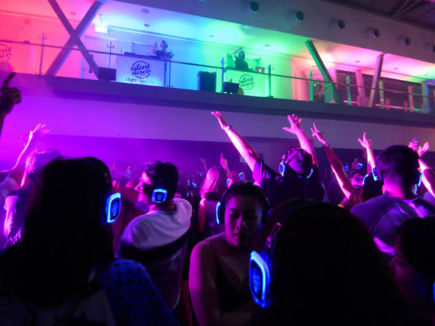Upcoming live DJ sets and club parties in Singapore