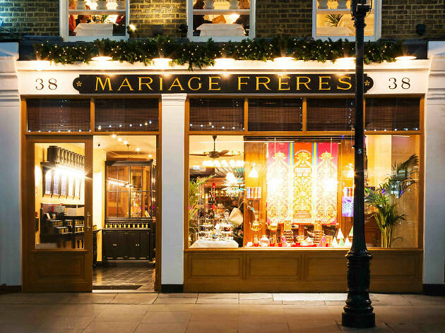 Mariage Frères, London