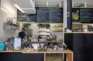 Revolution Health Kitchen