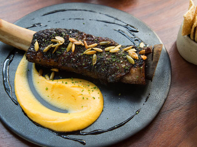 Nativo Taller Gastronómico, cocina mexicana contemporánea en Planco