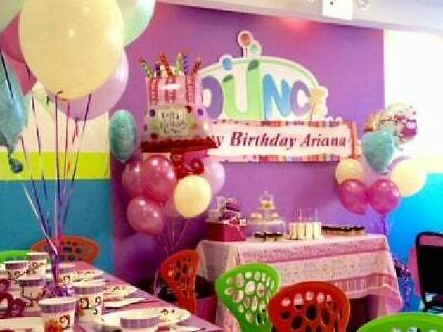 Bounce N Play Birthday Parties