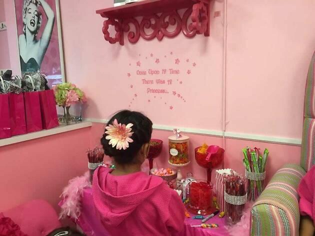 Lollipop Spa Birthdays