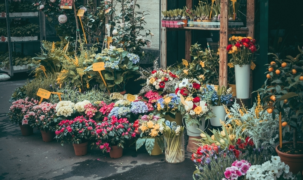 The best flower shops in Tel Aviv