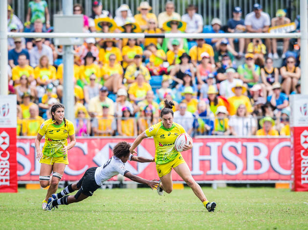 Sydney 7s (Photograph: Supplied)