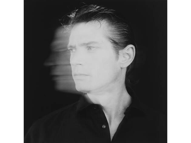 Robert Mapplethorpe, Self Portrait, 1985