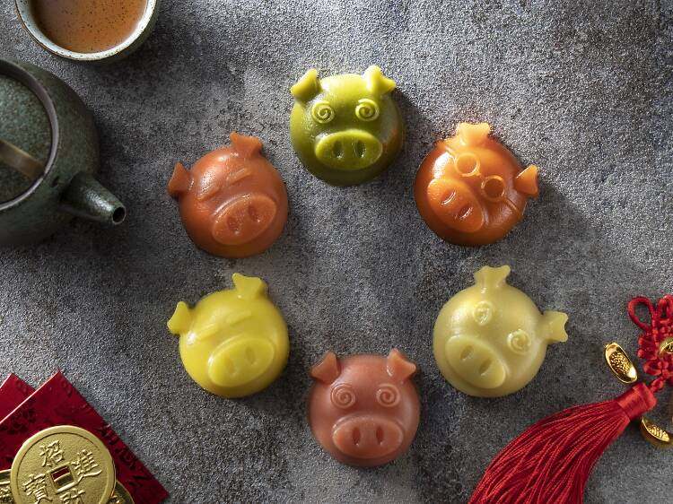 Hong Kong's best Chinese New Year puddings