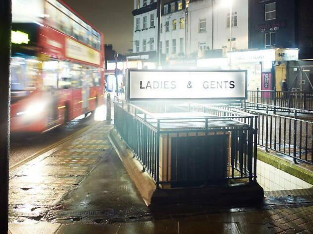 10連休はロンドンへ、カムデンのトイレにバーがオープン