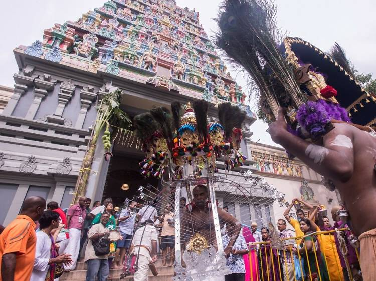 An insider's guide to Thaipusam in Singapore