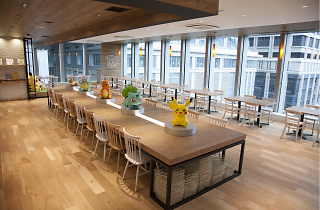 Pokemon Cafe