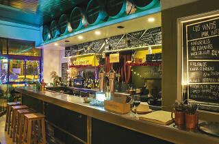 Bar Meraklis