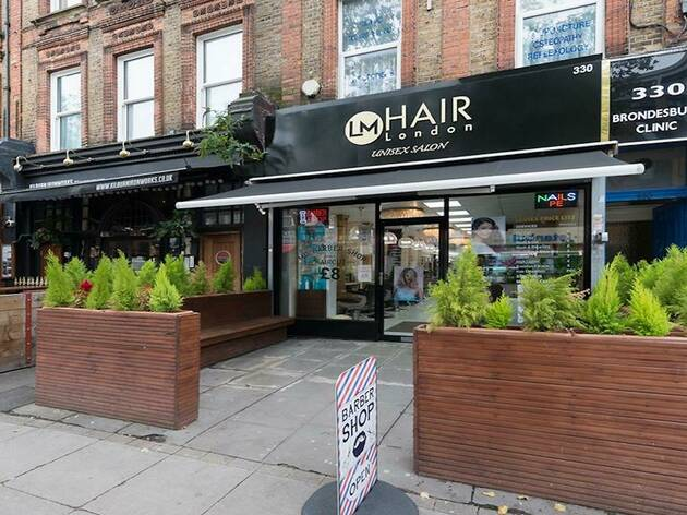 Save up to 54% on a haircut at LM Hair