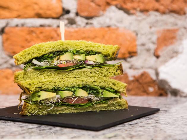 Salve Casa Niza, brew bar y panadería artesanal
