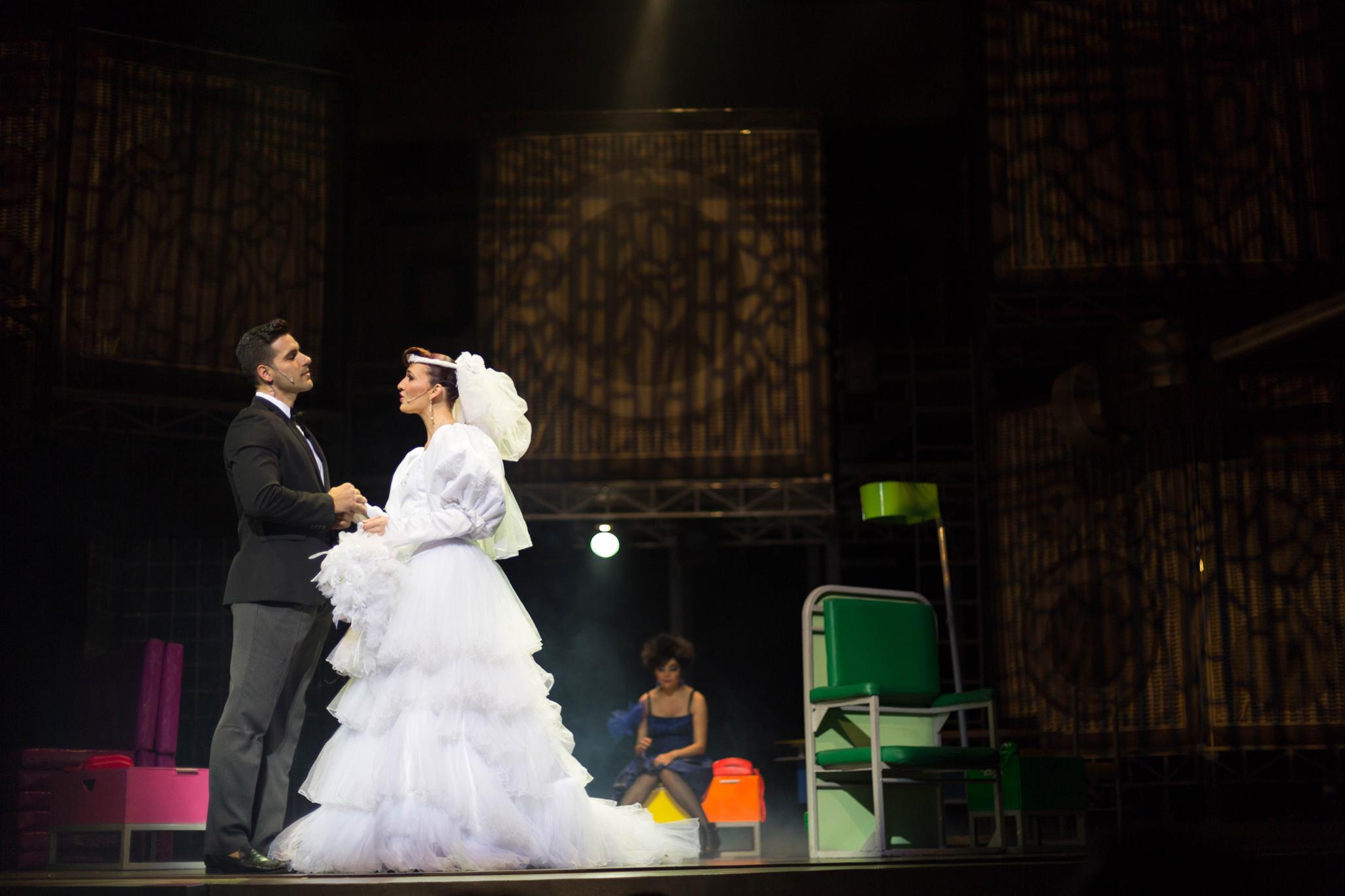 Obra de teatro Mentiras  el musical cumple 10 años