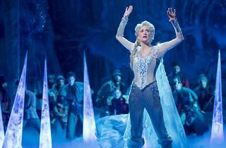 Frozen Capitol Theatre Disney Sydney 2019