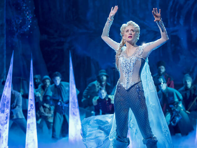 Disney's Frozen musical is coming to Sydney