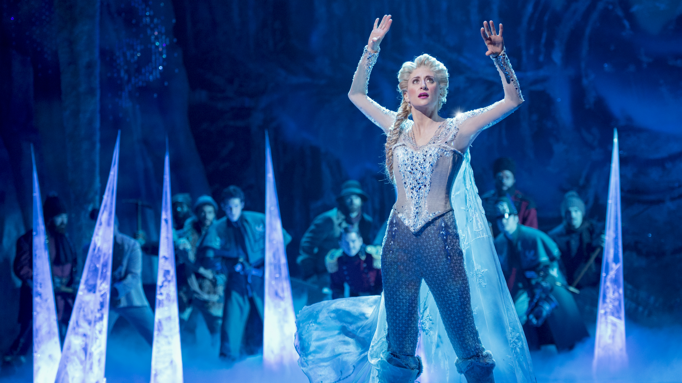 Disney's Frozen musical is coming