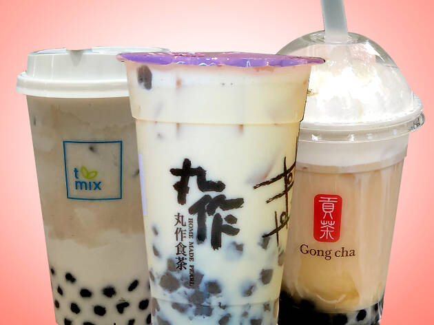 5 Best Bubble Teas in Melbourne