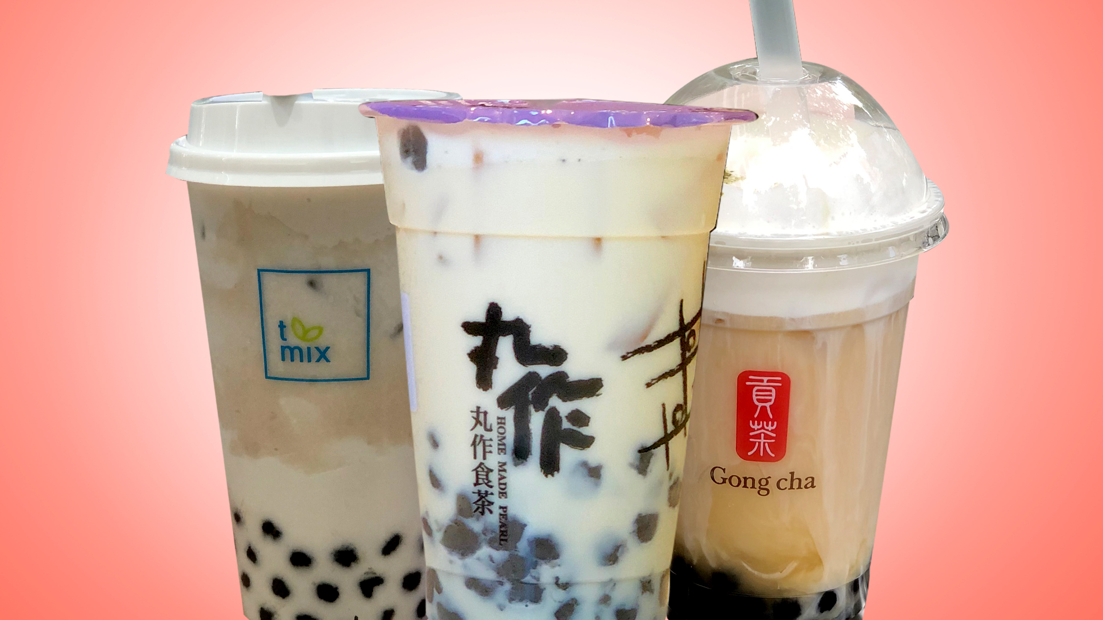 The best bubble tea in Melbourne