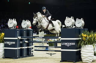 Longines Masters of Hong Kong 2019