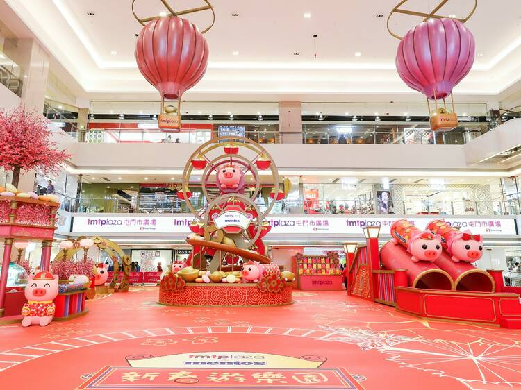 Hong Kong's best Chinese New Year displays