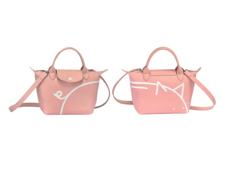 Mr. Bags x Longchamp 限量版系列