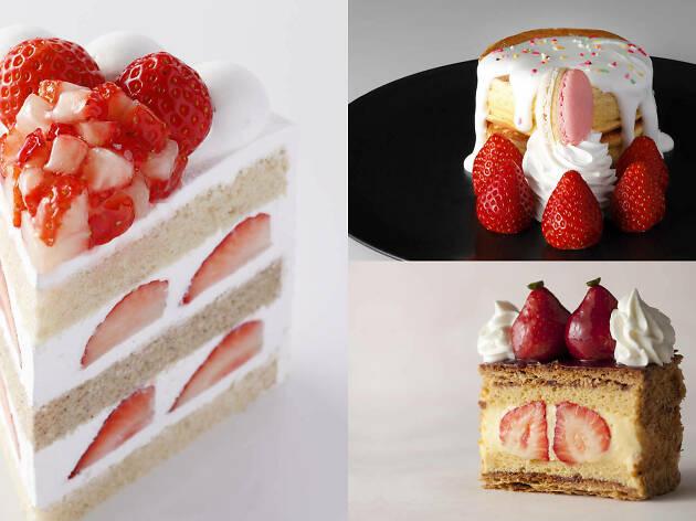 Sweet Joys of Amaou Strawberries