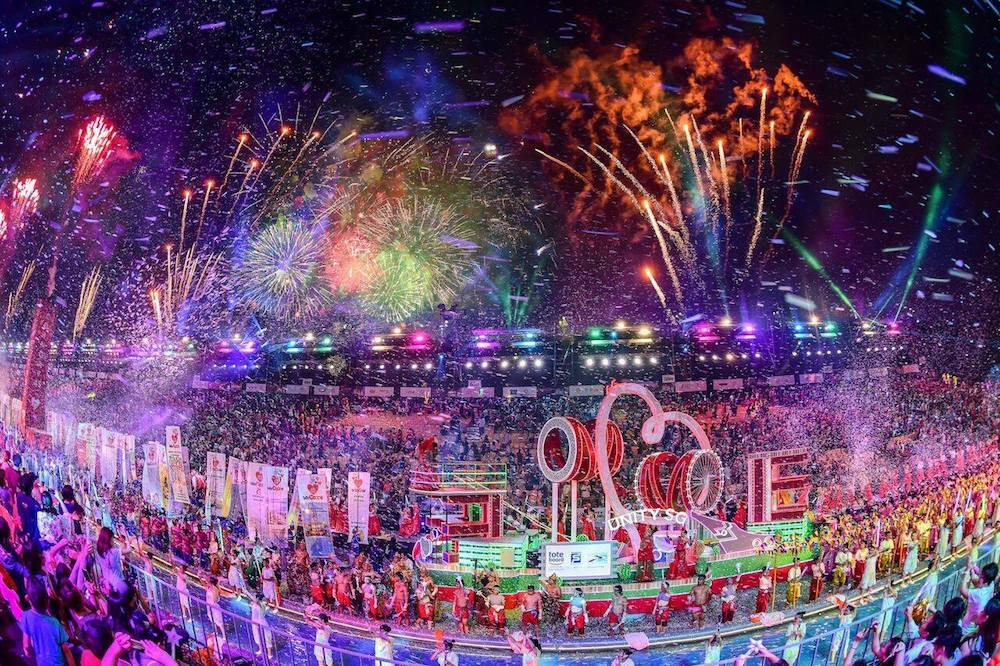 Guide to Chingay in Singapore