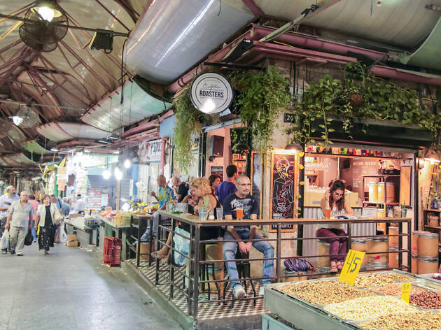 The Busiest Israeli Markets From Shuk Hacarmel To Mahane Yehuda