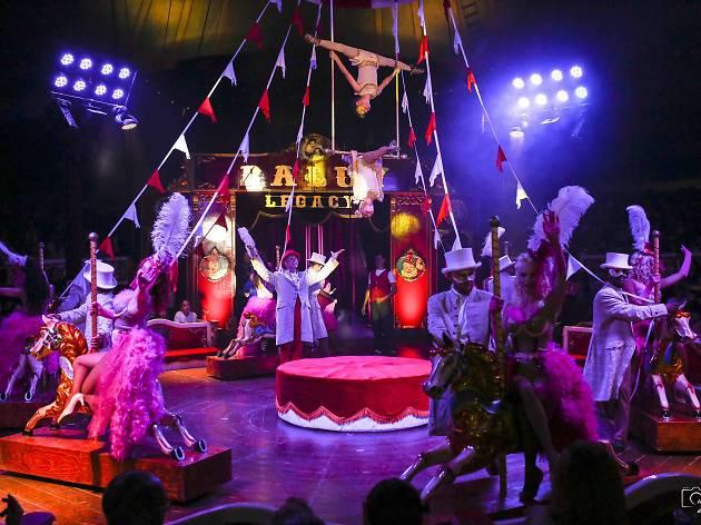 Historic Raluy Circus