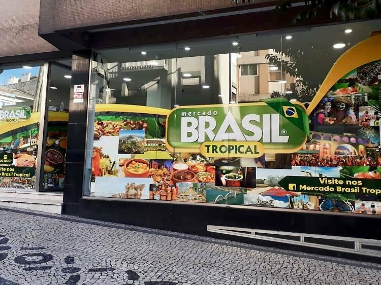Mercado Brasil Tropical