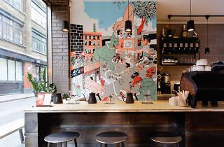Origin Coffee Roasters Shoreditch, press 2019