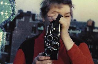 Notes on Marie Menken (Martina Kudlacek, 2006)