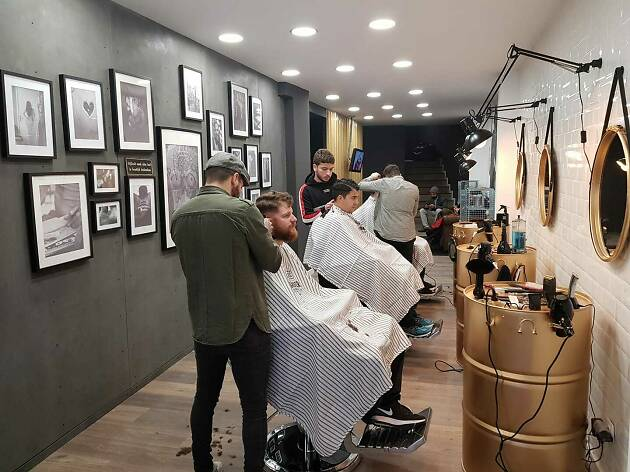 Be The Boss Barber Shop